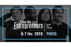 Salon des Entrepreneurs 2019 – Paris