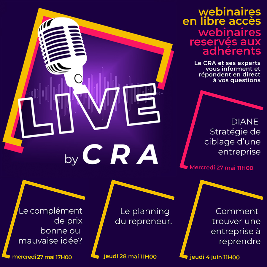 Live by CRA